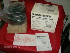 "Black & Decker ""LIDS OFF""  Automatic Deluxe Jar Opener JW200 NOS - NEW"