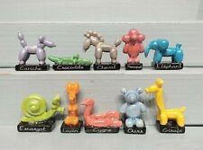 Série complète de fèves LES ANIMAUX BALLONS 2012 Irisés * 70