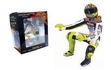 Minichamps Honda Valencia MotoGP 2003 Riding Figure - Valentino Rossi 1/12 Scale