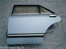 Tür Ford Granada 3 hinten links polareisblau komplett !!