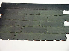 TAR PAPER O On30 Model Railroad Structure Laser Detail RSL1930