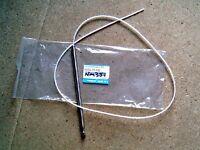 Electric aerial new replacement mast, genuine Mazda MX5 mk2, NB, MX-5, 1998-2005