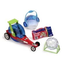 Habitrail Racing Training Exercise Travel Package For Hamsters, Gerbils & Mice