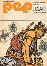 PEP 1972  nr. 42 - PROCOL HARUM (POSTER PETER DE SMET)/ANKE RIJNDERS