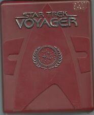 Star Trek Voyager Season 1 rote Hartbox mit Deutscher Tonspur ohne Bandarole