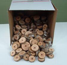 200 Fir Wood Coins Macaw Parrot Bird Toy Parts