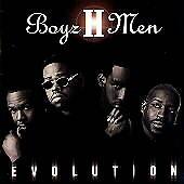 Boyz II Men - Evolution (1997)  CD  NEW/SEALED  SPEEDYPOST