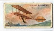 (Jd211-100)  Will's, Aviation , Chanute  , 1910, #32