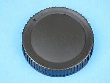 Rear Lens Dust Cap Cover for Nikon Z Lens mount lenses
