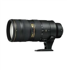 Nikon Nikkor AF-S 70-200mm F/2.8 II VR G ED Lens for Nikon Cameras NEW