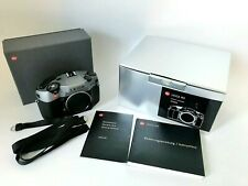 "LEICA R9 Anthracite body ""Top"""