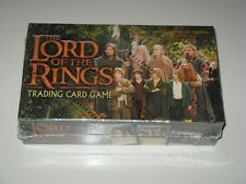 Lord of the Rings CCG Fellowship of the Ring booster box NEW LOTR Decipher TCG