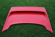 Acura NSX V6 VTECH REAR TRUNK DECKLID SPOILER THIRD BRAKE LIGHT RED