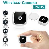 C9-DV 1920 *1080P Mini Hidden Wireless Camera Security Camcorder Night vision