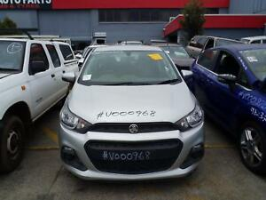 HOLDEN BARINA SPARK 2017 VEHICLE WRECKING PARTS ## V000968 ##
