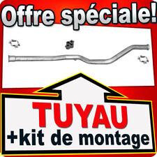 Tuyau D'échappement PEUGEOT 307 2.0 HDI TD 107/110 PS BREAK  2002-2005  NNH