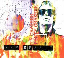 CD PER GESSLE (ROXETTE), PARTY CRASHER, DIGIPACK !!