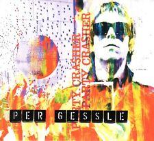 CD PER GESSLE (ROXETTE), PARTY CRASHER, DIGIPACK !!