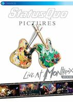 Status Quo Pictures: Live at Montreux 200 [DVD][Region 2]
