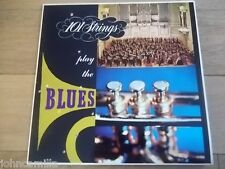 """101 STRINGS - PLAY THE BLUES 12"""" LP - PYE GOLDEN GUINEA RECORDS - GGL 0040"""