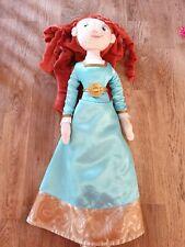 Disney Store Merida Princess Plush Doll Brave