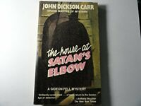 The House at Satan's Elbow by Carr, John Dickson Book The Fast Free Shipping