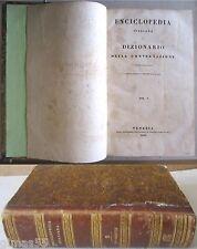 Enciclopedia Italiana e Dizionario della conversazione, Vol. 5 (1842) ed. Tasso