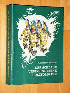 """Alexander Wolkow """" Der schlaue Urfin und seine Holzsoldaten """" Kult Lieblingsbuch"""