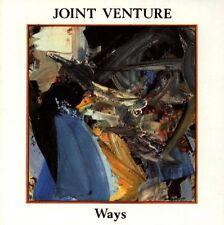 Joint Venture - Ways - Enja / München 1990 - Top Zustand