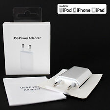 5W Genuine Original Wall Charger Power Adapter EU plug For iPhone 8/7/6 iPod
