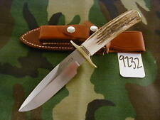 "RANDALL KNIFE KNIVES RKS-1ST, 5"",S#768,BDH,BL.-B.S,STAG,BBP,SP. SHEATH   #9232"