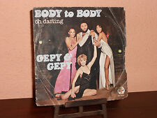 45 GIRI GEPY & GEPY-OH DARLING, MUSICA, VINTAGE, COLLEZIONISMO