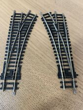 Hornby OO Gauge R8073 Right Hand Point & R8072 Left Hand Point