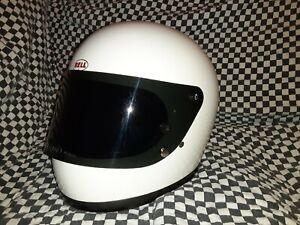 Vintage Bell Star 11 1975 Snell 7 3/8 Racing Helmet vgc Simpson arai shoei