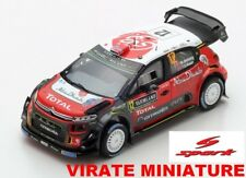 Ixo 1/43 Citroen Ds3 WRC - Rallye Monte Carlo 2016 Ram627