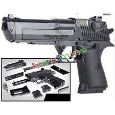 1:10 4D Assembling Desert Eagle Pistol Gun Weapon Model Toy For Action Figure