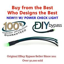 DIYBypass Parking Brake DVD Bypass Fits all Pioneer, Kenwood, Clarion with LED