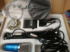 TONOR Condenser Microphone BM-700 XLR to 3.5mm with USB Cable Recording