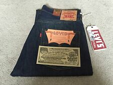 NWT LVC Levi's Vintage Clothing 1966 501 XX RIGID USA MADE Size 33 X 34