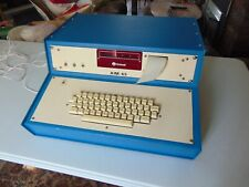 Rockwell AIM-65 Vintage Computer with Blue Case