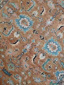 8  x 10 SUPER QUALITY INDO USHAK SERAPI OUSHAK CAUCASIAN KAZAK VINTAGE TURKISH