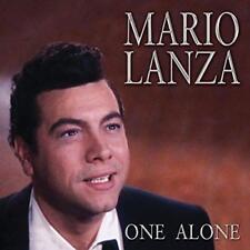 Mario Lanza - One Alone (NEW CD)
