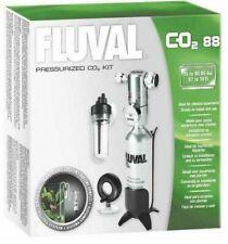 Fluval Pressurised Co2 System Kit 88g Fish Tank
