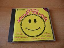CD Acid House Fever - 1988 - Inner City Hithouse Tolga Flim Flam Balkan Rififi