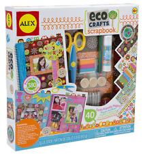 ALEX Toys Craft Eco Crafts Scrapbook 166W