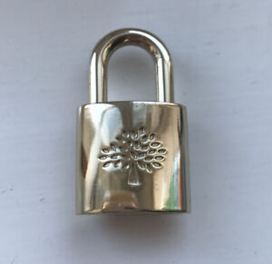 Mulberry padlock for handbag, new.