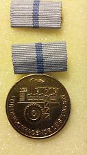 DDR Orden - Medaille hervorragende Leistungen metallverarbeitende Industrie DDR