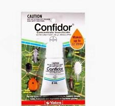 YATES CONFIDOR CONCENTRATE INSECTICIDE 8ml - Makes upto 32 litres
