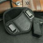 Tactical Pancake Concealed Carry IWB Gun Holster Bag Houston Leather for Handgun