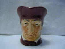 Cardinal Vintage Royal Doulton Toby Jug Character Mug Early A Mark D6129 Mini